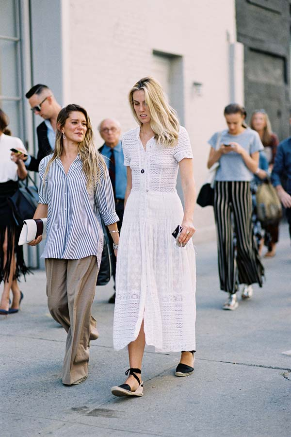 Vanessa Jackman New York Fashion Week Ss 2016 After Milly