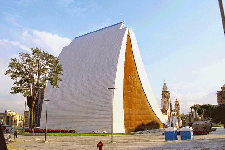 mausoleo simon bolivar