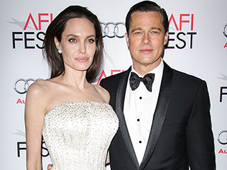 Brad Pitt and Angelina Jolie's 8877