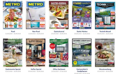 METRO prospekte-kataloge angebote