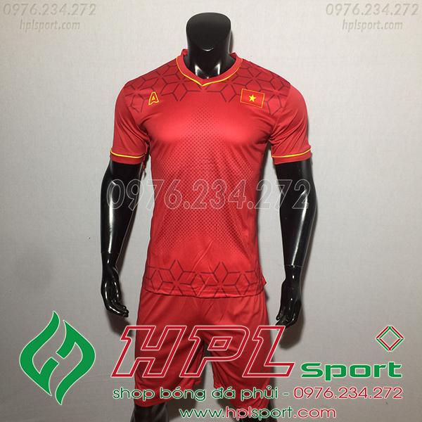 Áo bóng đá Việt Nam Ala Đỏ