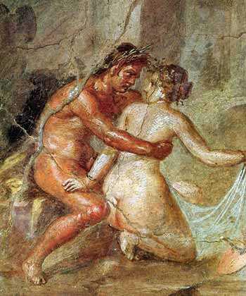 Hardcore man against women naked wrestling