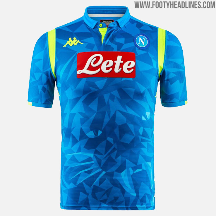 Napoli 18-19 Champions League Kits Released - Footy Headlines 9f16bf8efdd5d