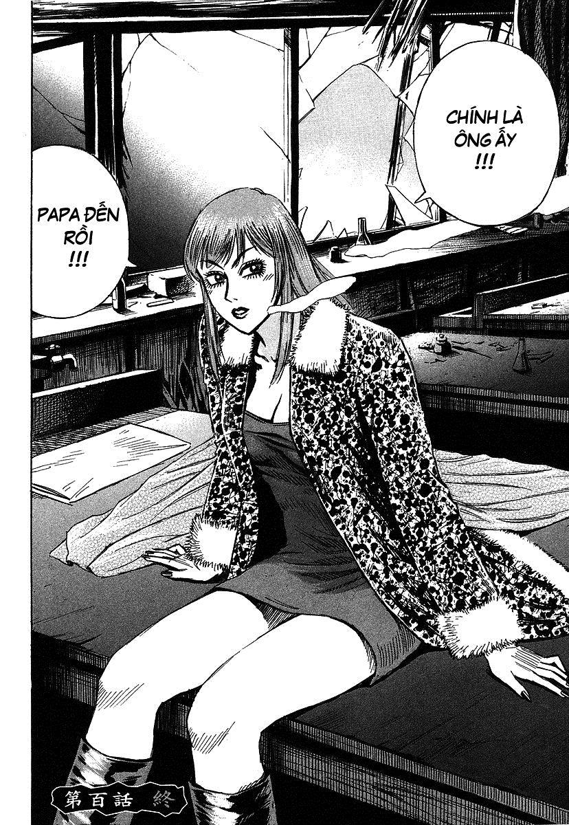 Higanjima chapter 100 trang 23