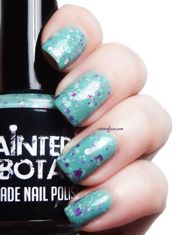 xoxoJen's swatch of Painted Sabotage: Gargle Blaster