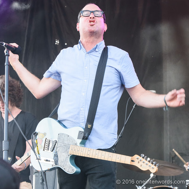 The Hold Steady at The Toronto Urban Roots Festival TURF Fort York Garrison Common September 18, 2016 Photo by John Ordean at  One In Ten Words oneintenwords.com toronto indie alternative live music blog concert photography pictures