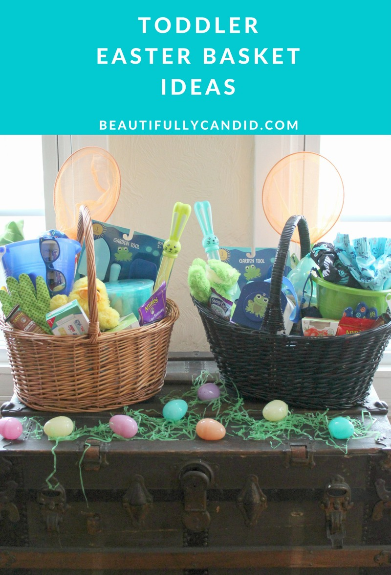 Beautifully candid toddler easter basket ideas easter is one of my favorite holidays right behind christmas i just love everything about it from the whole meaning behind it which is everything we negle Choice Image