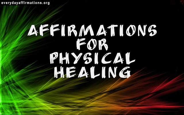 Positive Affirmations For Fertility - Physical Healing
