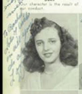 Dawn's high school graduation picture
