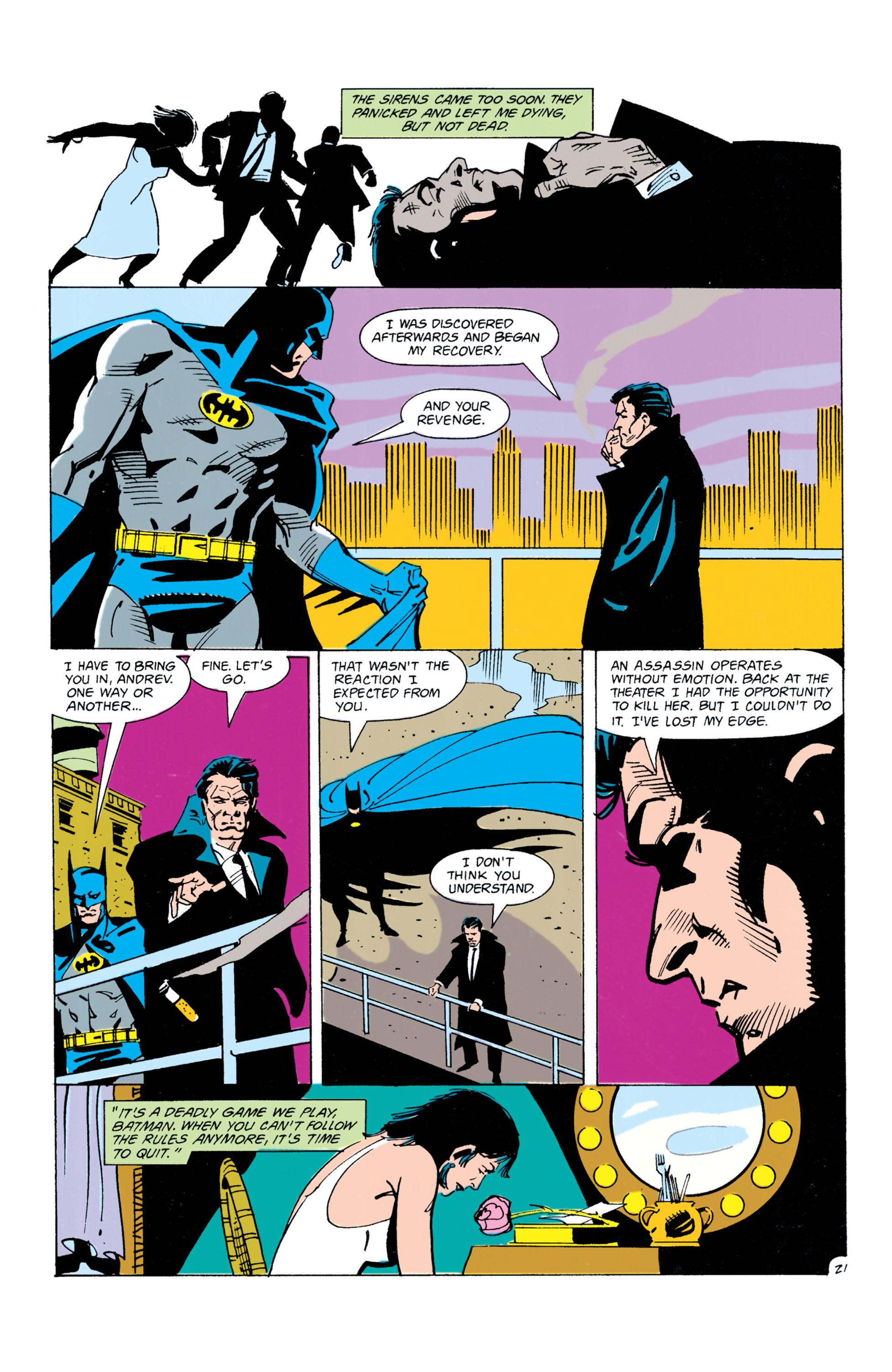 Detective Comics (1937) 634 Page 21