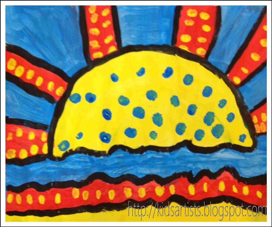 Roy Lichtenstein Art Lesson Ideas