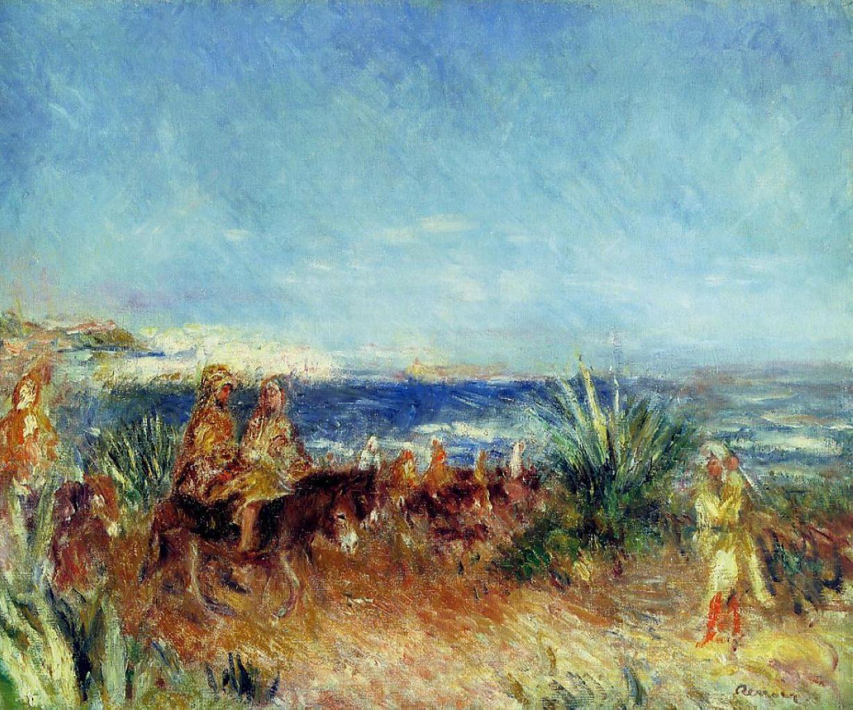 Pierre auguste renoir impressionist painter tutt 39 art for Paintings by renoir