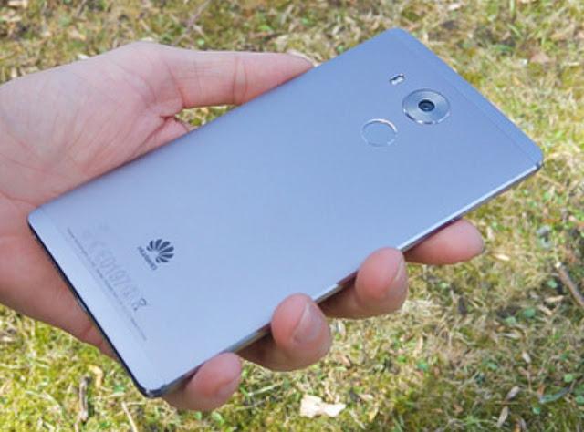 Huawei mobile phone - Huawei Mate 8