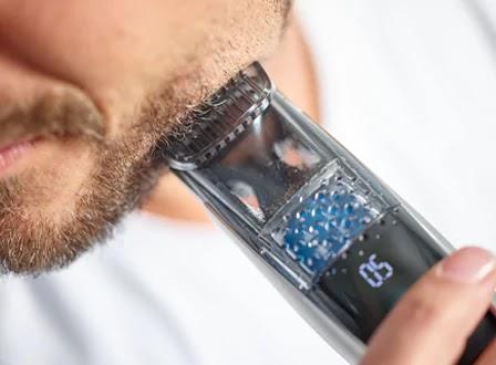 regolabarba philips prendersi cura dellla barba