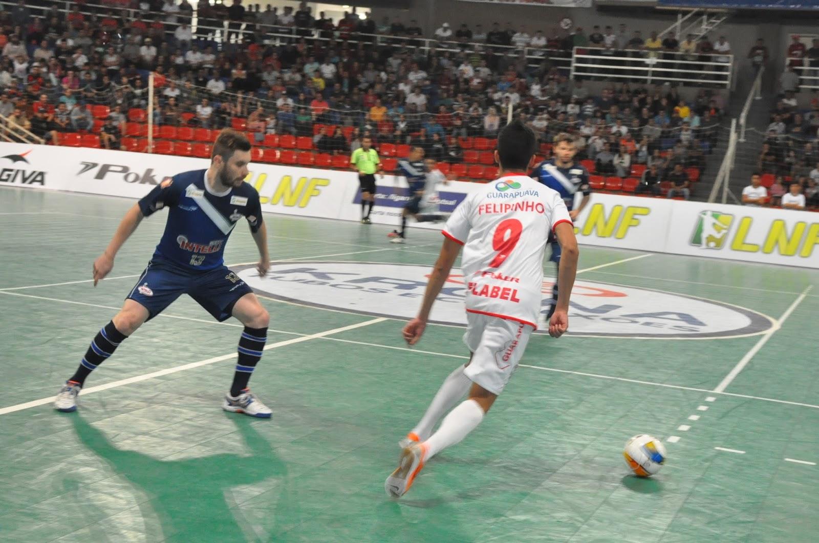 Guarapuava (PR) - Pela quinta rodada da segunda fase da Liga Nacional de  Futsal (LNF) 7c6d8b05ca6d6