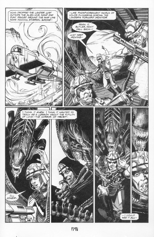 Read online Aliens (1988) comic -  Issue #5 - 21