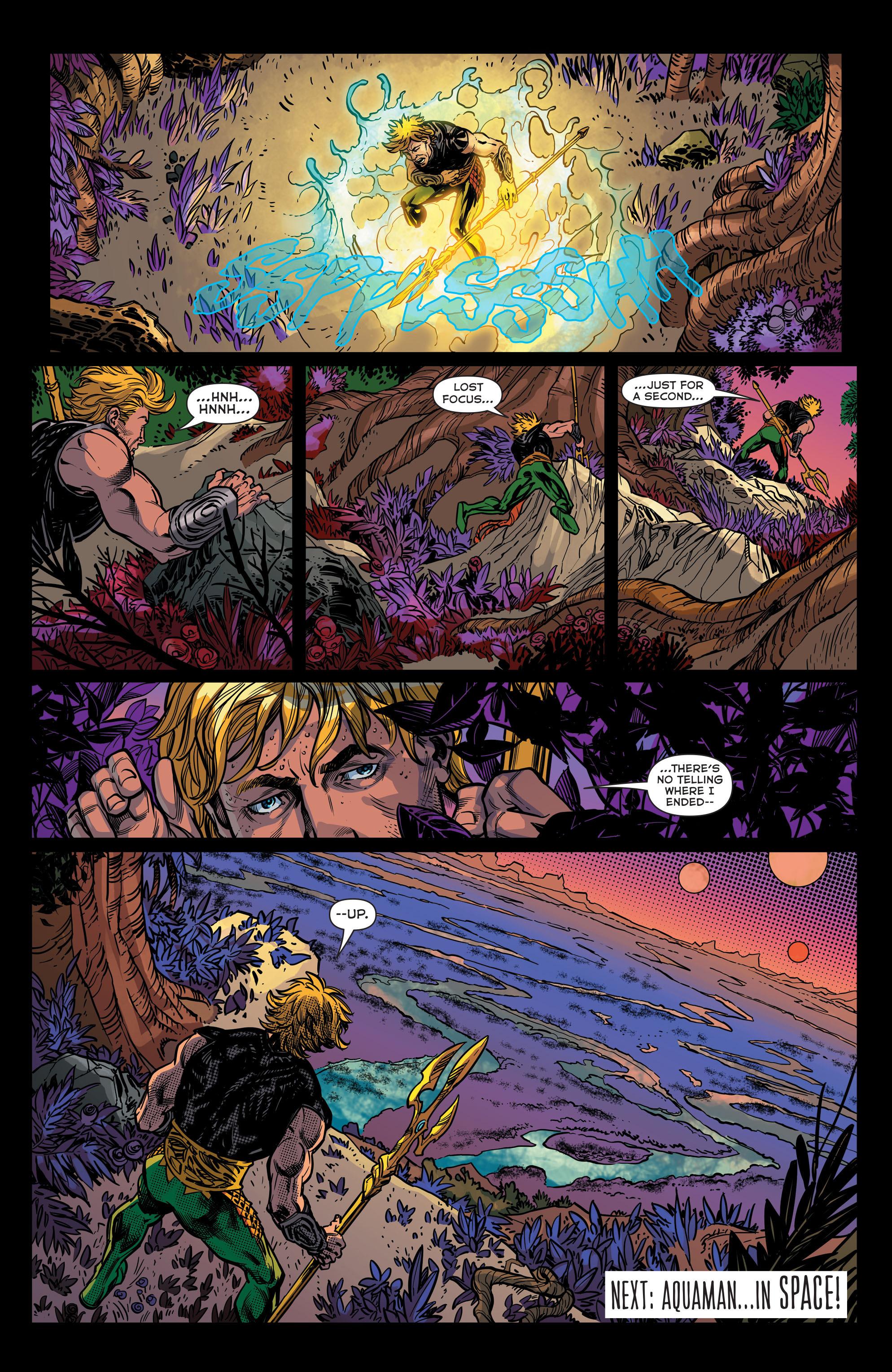 Read online Aquaman (2011) comic -  Issue #44 - 22