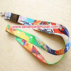 Tali Lanyard Murah custom jakarta 2