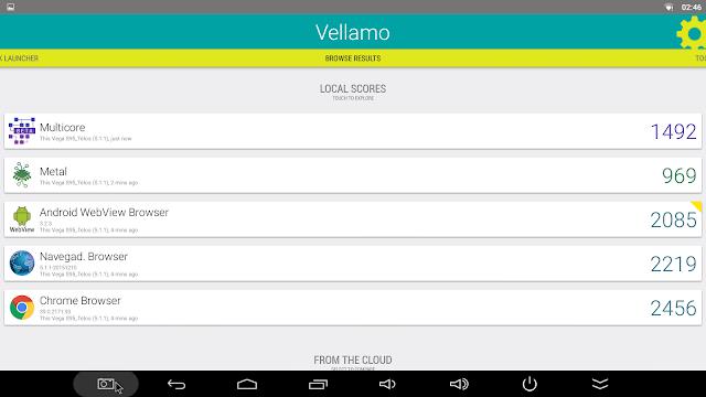 Análise Box Android Tronsmart Vega S95 Telos 51