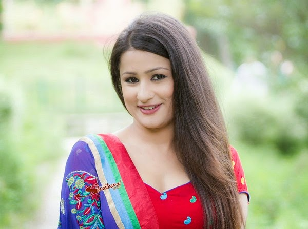 Richa Singh Thakuri beautiful kurtha pictures