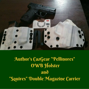 The Recoil Recitals: Review of the CazGear Pellinores OWB