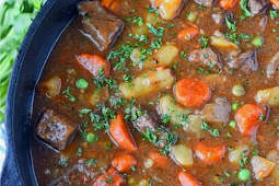 Hearty Beef Stew Easy Recipe