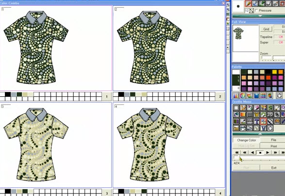 Knitting Drawing Software : Texpro cad fashion design software free download
