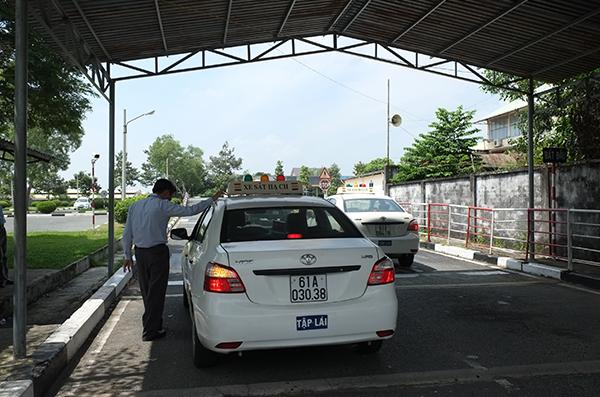thông tin thi bằng lái xe