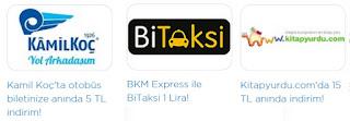 BKM express kampanyaları
