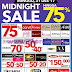 Ramayana Department Store Midnight Sale Diskon Hingga 70%