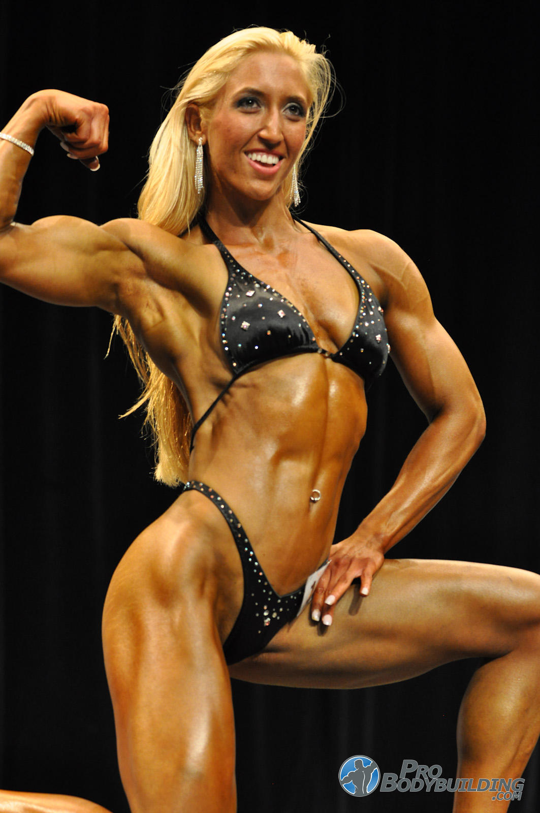 Bodybuilding girl