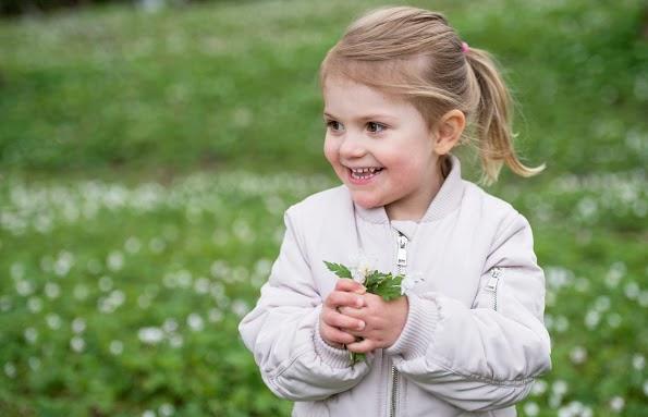 New Photos Of Princess Estelle Of Sweden