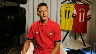 Ozil uses World Cup winnings to pay for surgery of 23 ill Brazilian children