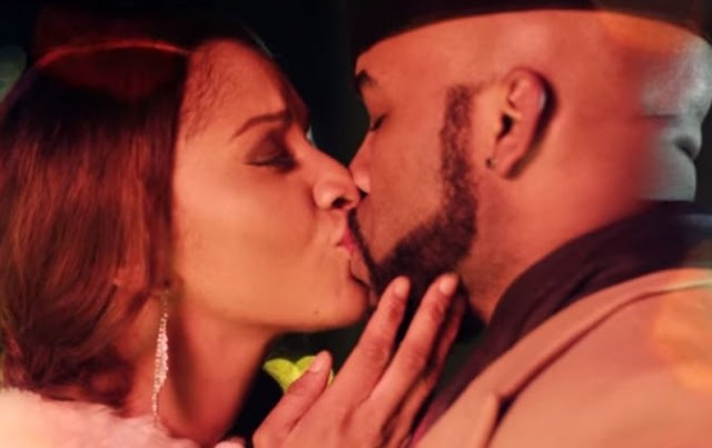 WOW! Banky W's Visuals For 'Made For You' With Nollywood Actress Adesua Etomi Is Just Awesome (Video)