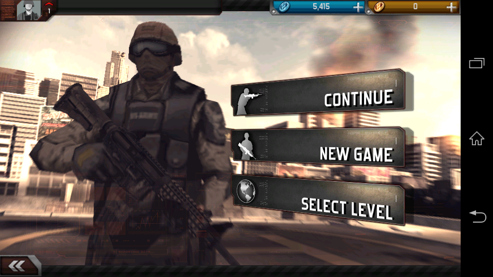 Modern Combat 3: Fallen Nation Terbaru