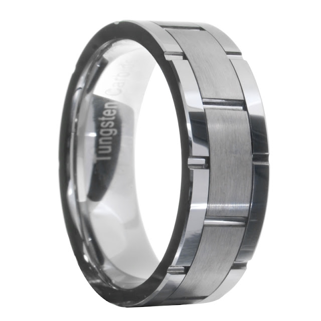 Wedding Tungsten Rings