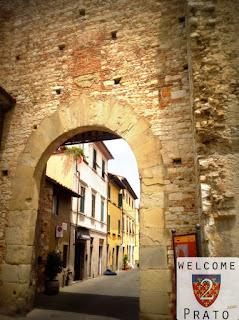 Porta Santa Trinita - Prato
