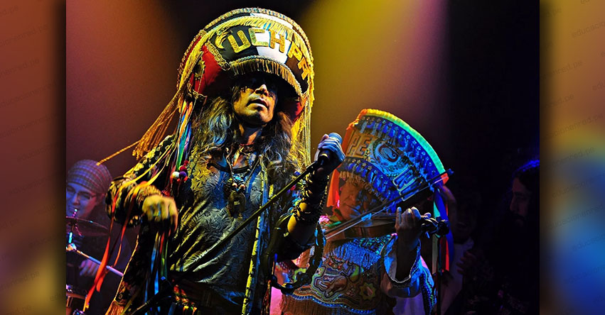 UCHPA reivindica al quechua en Perú a ritmo de rock, pop, hip hop y trap