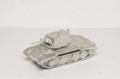 BRV8 - A13 Mk I / Cruiser Mk III (Vickers)