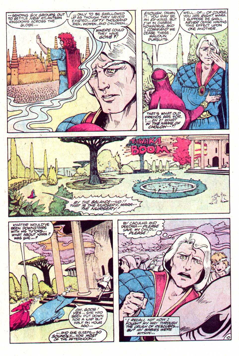 Read online Secret Origins (1986) comic -  Issue #11 - 11