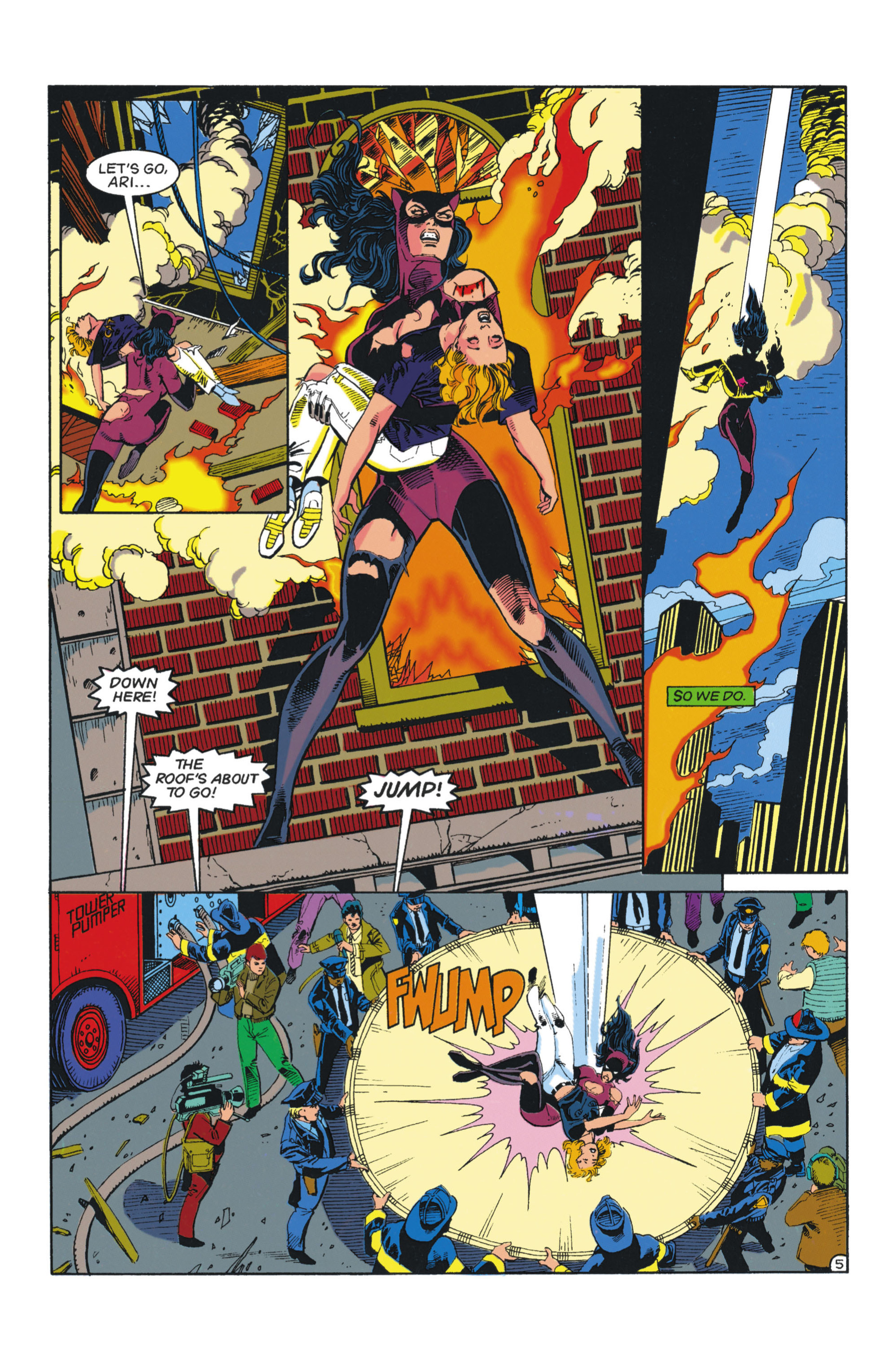 Catwoman (1993) Issue #2 #7 - English 6