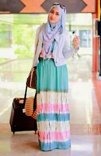 Koleksi Model Baju Muslim Dian Pelangi Terbaru