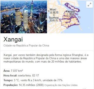 Cidade na República Popular da China