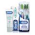 Descubra P&G: Experimente grátis produtos Oral-B