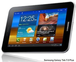 Samsung Galaxy Tab 7.0 Plus specs