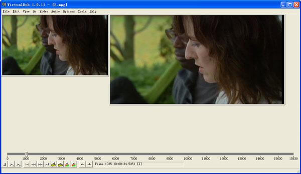 VirtualDub Video Editor Tool Software