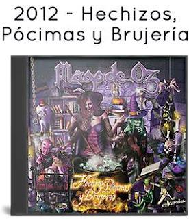 2012 - Hechizos, Pócimas y Brujería