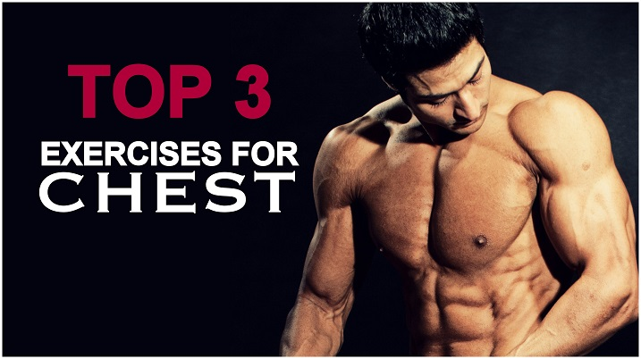 Muscle Day - Build Your Best Chest In Only 3 Tips