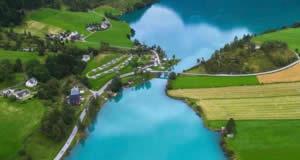 Olden - Vale Oldedalen, Noruega