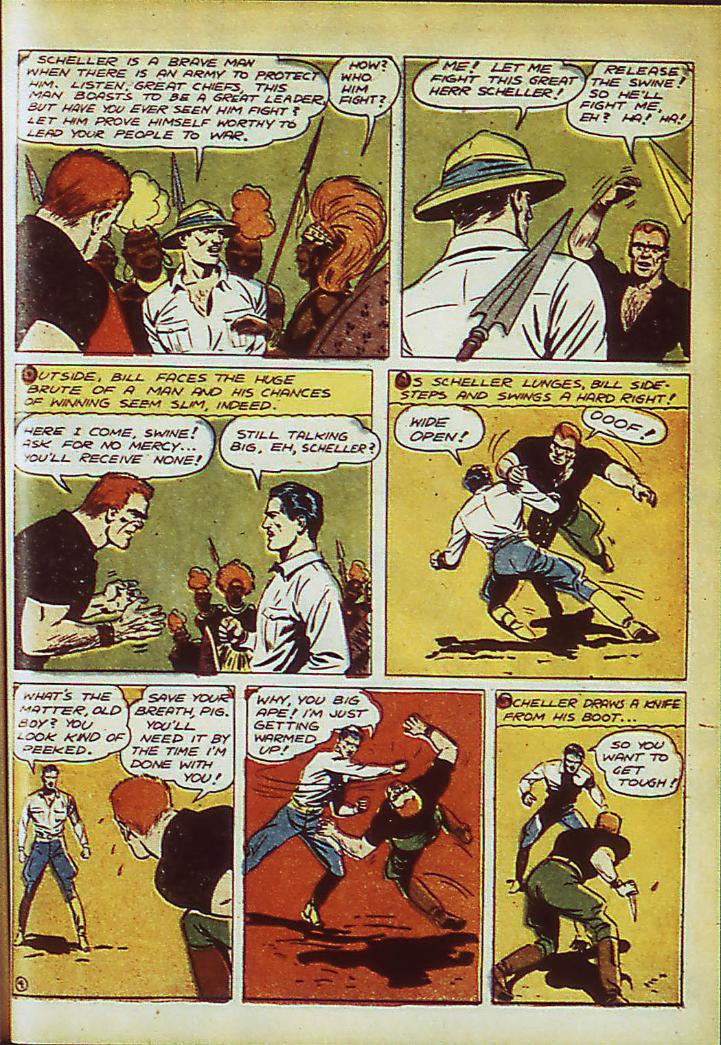 Read online Action Comics (1938) comic -  Issue #41 - 52